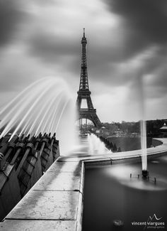 Paris by vincent viargues, via 500px.