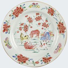 Porcelana Yongzheng (1723-1735), China