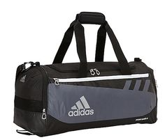 We LOVE this #adidas Team Issue Duffel! It comes in three sizes! Get it customized by #Sportdecals 800-435-6110