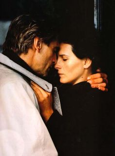 Damage -   1992  directed by Louis Malle,with Juliette Binoche and Jeremy Irons
