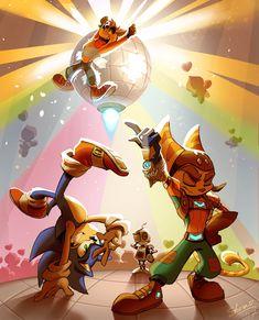 35 Best Ratchet Clank Images Ratchet Rachet Jak Daxter