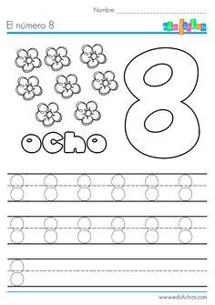 El número 8: http://edufichas.com/actividades/matematicas/numeros/el-numero-8-actividades-de-los-numeros/
