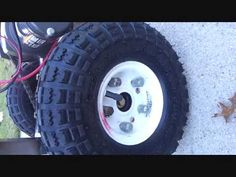 Home make Electric Dolly - YouTube