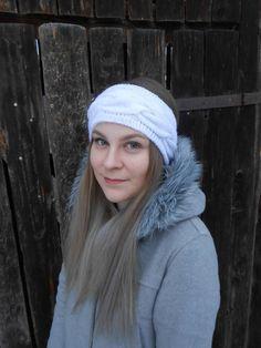 anas / Pletená čelenka Winter Hats, Fashion, Moda, Fashion Styles, Fashion Illustrations