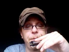 Learn how to play the #harmonica with this quick video tutorial.