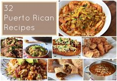 32 Puerto Rican Recipes by The Noshery