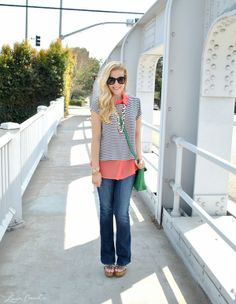 Style Guide: The Art of Mixing by laurenconrad.com and fashboulevard.com