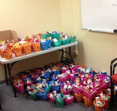 Everyone gets a goodie bag during Patient Access Week!