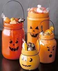 I contenitori per i dolcetti di Halloween: Speciale Halloween - Sottocoperta.net: viaggi, enogastronomia, culture