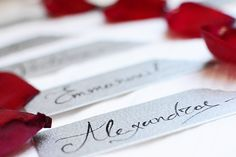 is-all about love - Private Wedding - MAZI event design & production Private Wedding, Event Design, Place Cards, Place Card Holders, Calligraphy, Love, Amor, Lettering, Calligraphy Art
