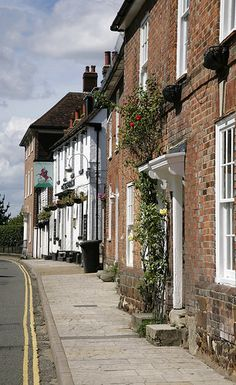 Wrotham Village Kent