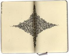Inspiration...like the positioning between the two pages.....stephanie kubo sketches