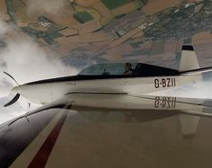 Flying at more than 220 miles (354 kilometers) per hour Amelie Windel (@ams_w) has bigger things to worry about than a picture-perfect smile. Its a high-stress environment says 26-year-old Amelie the youngest female aerobatic pilot in the UK. One thing I want to change is how female athletes are perceived  or any female in a typically male-dominated world. Amelie doesnt buy into the expectation that she should always be smiling ear to ear; her focus is on overcoming everyday obstacles and of…