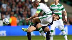 Scott Brown playing for Celtic against Malmo Champions League, Celtic, Wrestling, Football, Running, Brown, Sports, Lucha Libre, Soccer