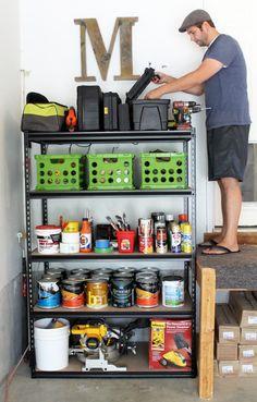 A Colossal Garage Upgrade By Ace Blogger, @chrislovesjulia