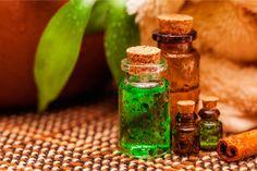 Aceite de árbol de té para las aftas bucales