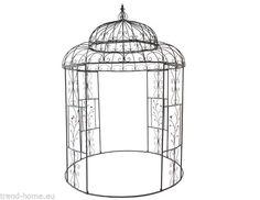 gartenpavillon metall romantik rost 290cm eisenpavillon pinterest gartenpavillon metall. Black Bedroom Furniture Sets. Home Design Ideas