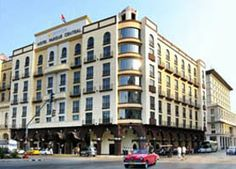 Parque Central Old Havana is THE most popular hotel in Cuba. Its 2 rooftop pools have fabulous views of the city, which is a blessing during the hotter months, for both clients & client guests who are also welcome at the hotel.