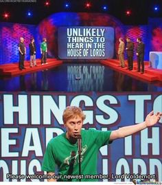 Funny Russell Howard on Mock the Week