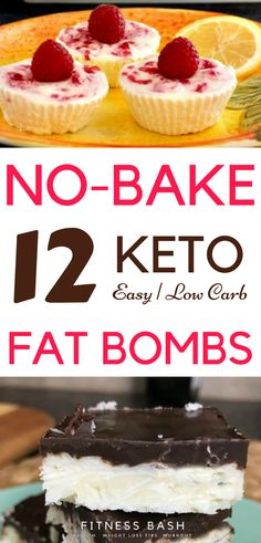 The easy keto fat bombs to try. These are no bake, low carb keto fat bombs for a ketogenic diet. You will never be out of ketosis when you eat this.