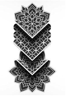Geometric Mandala Tattoo, Mandala Sleeve, Mandala Art, Ma Tattoo, Arm Band Tattoo, Tattoo Studio, Sketch Tattoo Design, Tattoo Designs, Tattoo Sketches