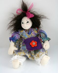 """Collectable Pinkneydell Doll - """"Lissa"""" £14.95"""