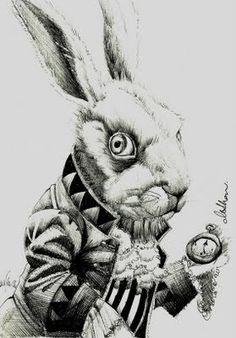 white rabbit - by deShan. here's her site http://studiodeshan.blogspot.com