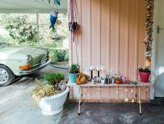 House Tour: Boho Maximalism in Western Australia | Apartment Therapy
