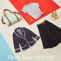 Flash sale! Get em while theyre haute: snag 40% off ModCloth classics today only! Link in bio to start shopping. #modcloth #flashsale by modcloth