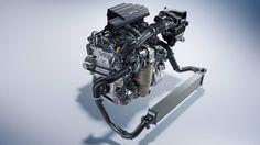 Двигатель кроссовера Honda CR-V 2017 / Хонда CR-V 2017