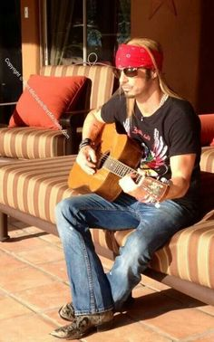 As a singer/songwriter, Bret's passion has always been music and finding that right place of inspiration. Bret Michaels Poison, Bret Michaels Band, Beautiful Soul, Beautiful People, Gorgeous Men, 80s Hair Bands, Kid Rock, Celebs, Celebrities