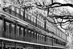 This is awesome black and white city photography Photography Essentials, City Photography, Fine Art Photography, Pictures Images, Print Pictures, New Orleans Architecture, Architecture Art, Wall Prints, Framed Art Prints