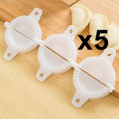 5pcs/lot kitchen tools utensilios de cozinha cooking tools dumpling maker cozinha ferramentas dumpling machine pastry tools #>=#>=#>=#>=#> Click on the pin to check out discount price, color, size, shipping, etc. Save and like it!