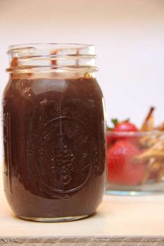 DIY Nutella! What a fantastic idea for a homemade gift. #busy mom #homemade #recipes