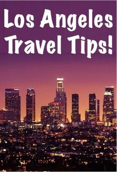 Los Angeles Insider Travel Tips! ~ from TheFrugalGirls.com ~ Planning a trip to L.A.? You'll love these fun ideas for must-see places to go and things to do in LA! #vacation #california #thefrugalgirls