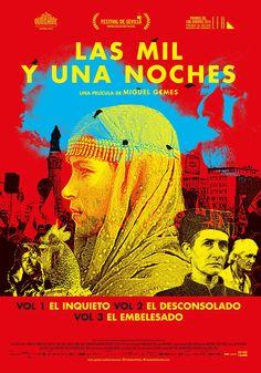 Las mil y una noches (2015) Portugal. Dir: Miguel Gomes. Drama. Sátira. Crise. Cine dentro do cine - DVD CINE 2451