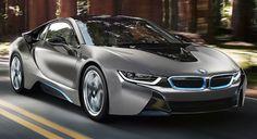 2017 BMW i8 Electric Powertrain