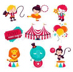 circus clipart - Buscar con Google