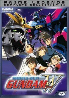 Mobile Suit Gundam Wing (TV Series 2000– )