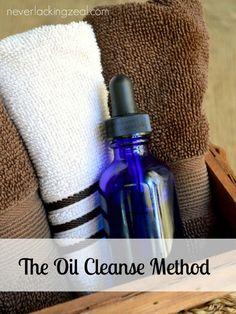 The Oil Cleanse Meth