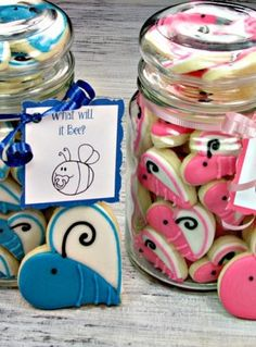Baby Archives | The Bearfoot Baker    #bearfootbaker #royalicing #edibleart #animalcookies #babyshowercookies  #deliciouscookies #funcookies #cutecookies #sweettreats
