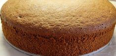 A tökéletes piskóta, ami nem esik össze! - Receptneked.hu - Kipróbált receptek képekkel Gourmet Recipes, Cake Recipes, Hungarian Recipes, Baking Tips, No Bake Desserts, Cake Cookies, Cake Decorating, Cheesecake, Bakery