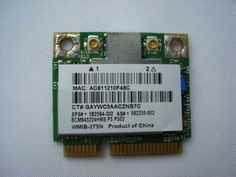 DW1520 BCM4322 Dell Wireless 1520 Wifi AGN Half Size card Broadcom BCM94322HM8L by Broadcom BCM4322. $29.99. The Wireless 1520 PCI Express® WLAN Mini Card from DellTM adds draft-802.11n Wi-Fi® capabilities to notebooks, PCs and other devices that support PCI Express bus architecture. By supporting multiple simultaneous data (or spatial) streams, Wireless 1520 adapters can achieve data rates of up to 300 Mbps and more reliable wireless coverage. In addition, dual-ba...