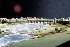 ROMAN BRIDGE discovered in the Netherlands (on the River Maas).