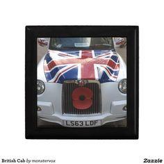 British Cab Keepsake Box #British #GreatBritain #England #English #Cab #Taxi #Travel #Keepsake #Trinket #Gift #Box