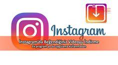 İnstagram'da beğendiğiniz herhangi bir videoyu nasıl indirebilirsiniz? Ek bir uygulama kullanmadan instagramdaki videoları indirmenin basit bir yolu var.