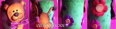 León elaborado en pintura artística material foamy (Goma EVA, espumoso, fomi, microporoso etc.) Con técnica de pirograbado y termo formado. Elaborado por mis Creaciones Lily