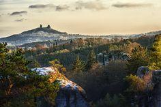 Hrad Trosky Some Pictures, Czech Republic, Mystic, Paradise, Landscapes, To Go, Castle, Mountains, Places