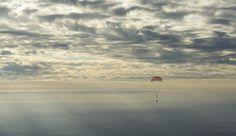 Expedition 49 Soyuz Spacecraft Landing via NASA...