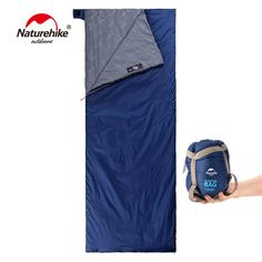 Sleeping Bags Cheap Price Splicing Envelope Sleeping Bag Ultralight Adult Portable Outdoor Camping Hiking Sleeping Bags Spring Autumn 1.8*0.75m Strong Resistance To Heat And Hard Wearing Camp Sleeping Gear